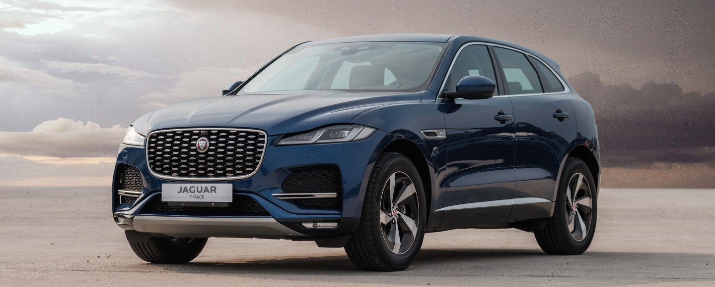 2021 Jaguar F-Pace Luxury SUV Goes On Sale In PH For P5.590M