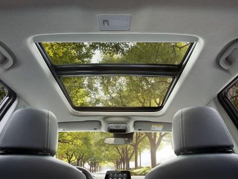 Electric Sliding Panoramic Sunroof (LT Redline Edition)