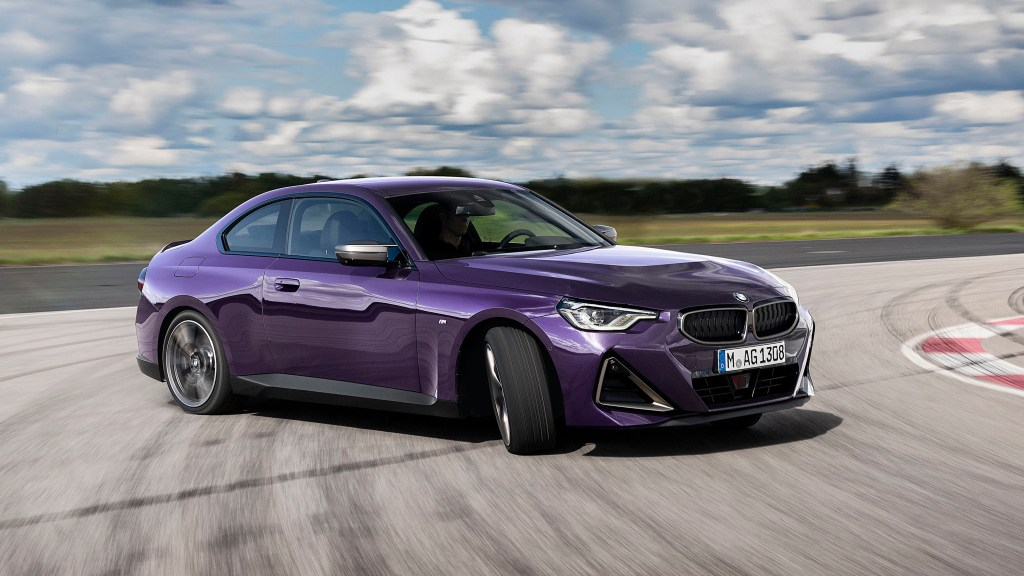 All-New 2022 BMW 2 Series Coupe Unveiled With Up To 382 HP On Offer
