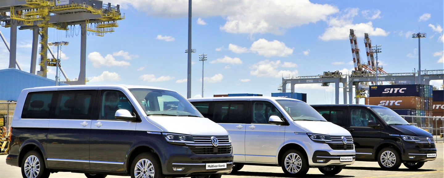 The Volkswagen Multivan Kombi has arrived in the Philippines. It's fully-loaded with features and it carries a price tag of P3,650,000.
