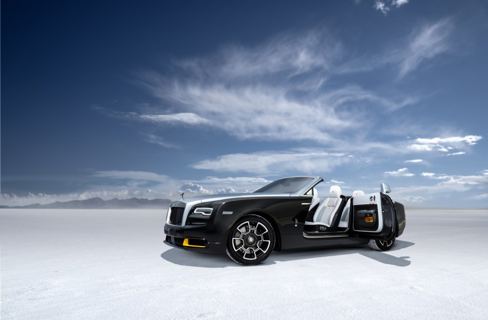 Rolls-Royce Wraith and Dawn Landspeed Collection