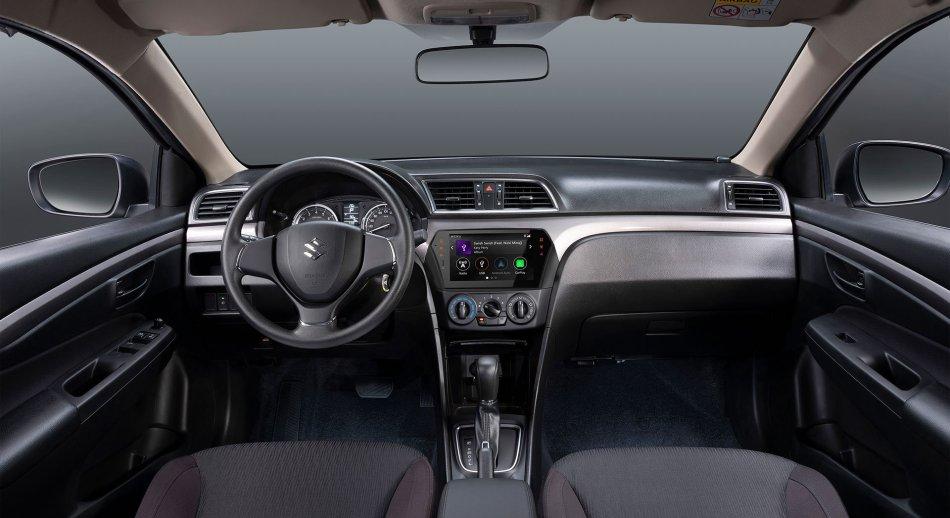2021 Suzuki Ciaz Philippines Interior
