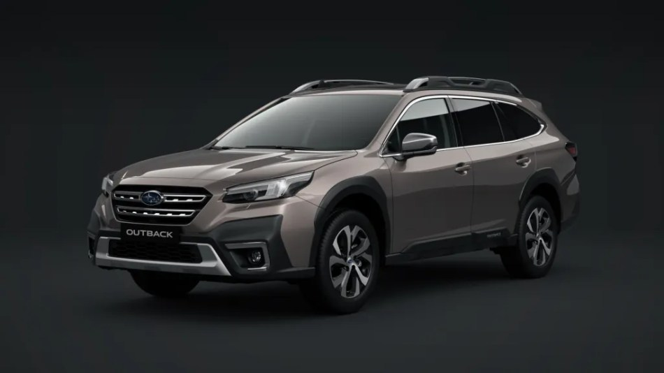2022 Subaru Outback Philippines