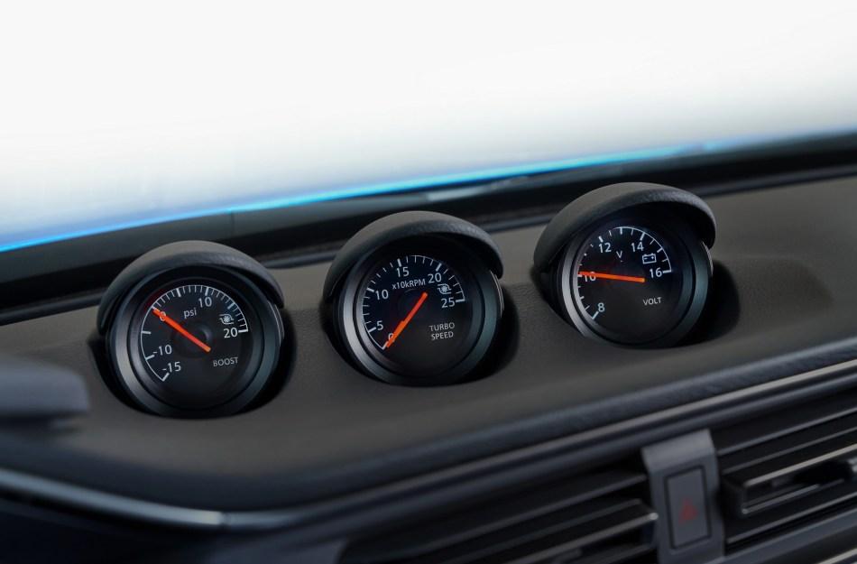 2023 Nissan Z Interior