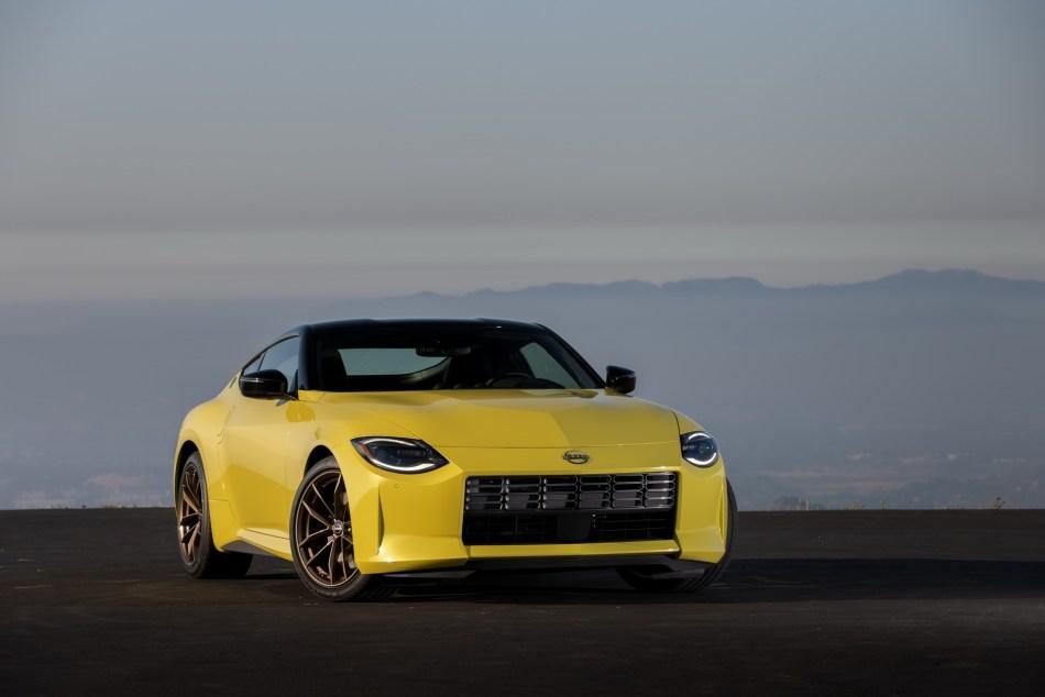 2023 Nissan Z Proto Spec