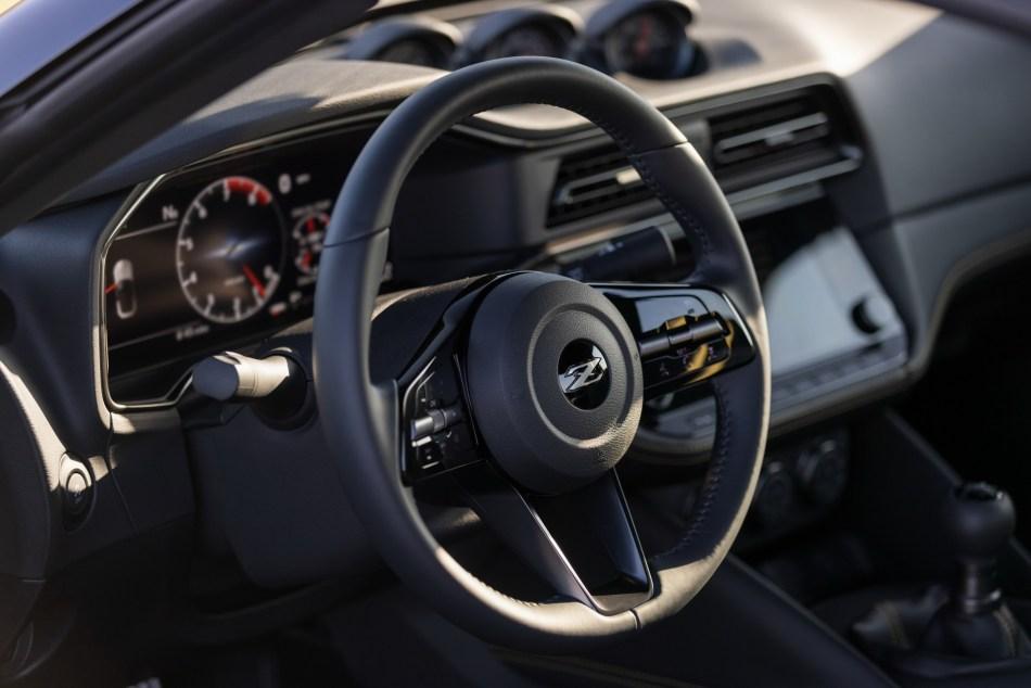 2023 Nissan Z Proto Spec Interior