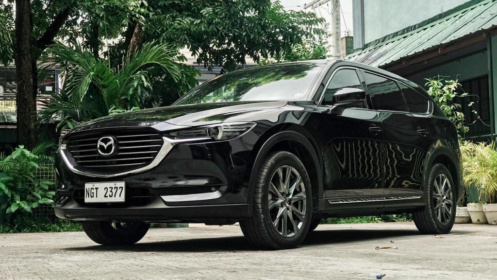 2021 Mazda CX-8 2WD Signature Review Philippines