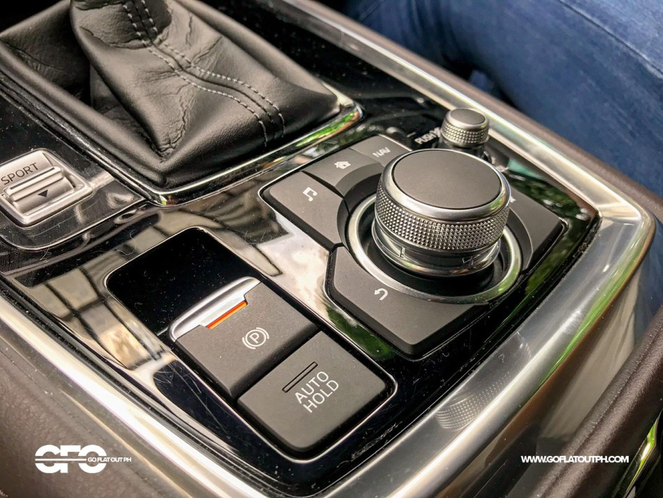 2021 Mazda CX-8 2WD Signature Interior Philippines