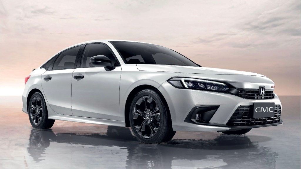 All-New 2022 Honda Civic Now In Thailand, Is PH Next?