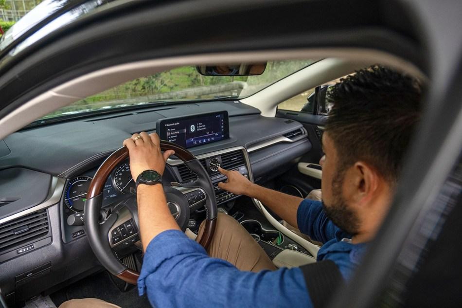 Lexus hybrid Philippines