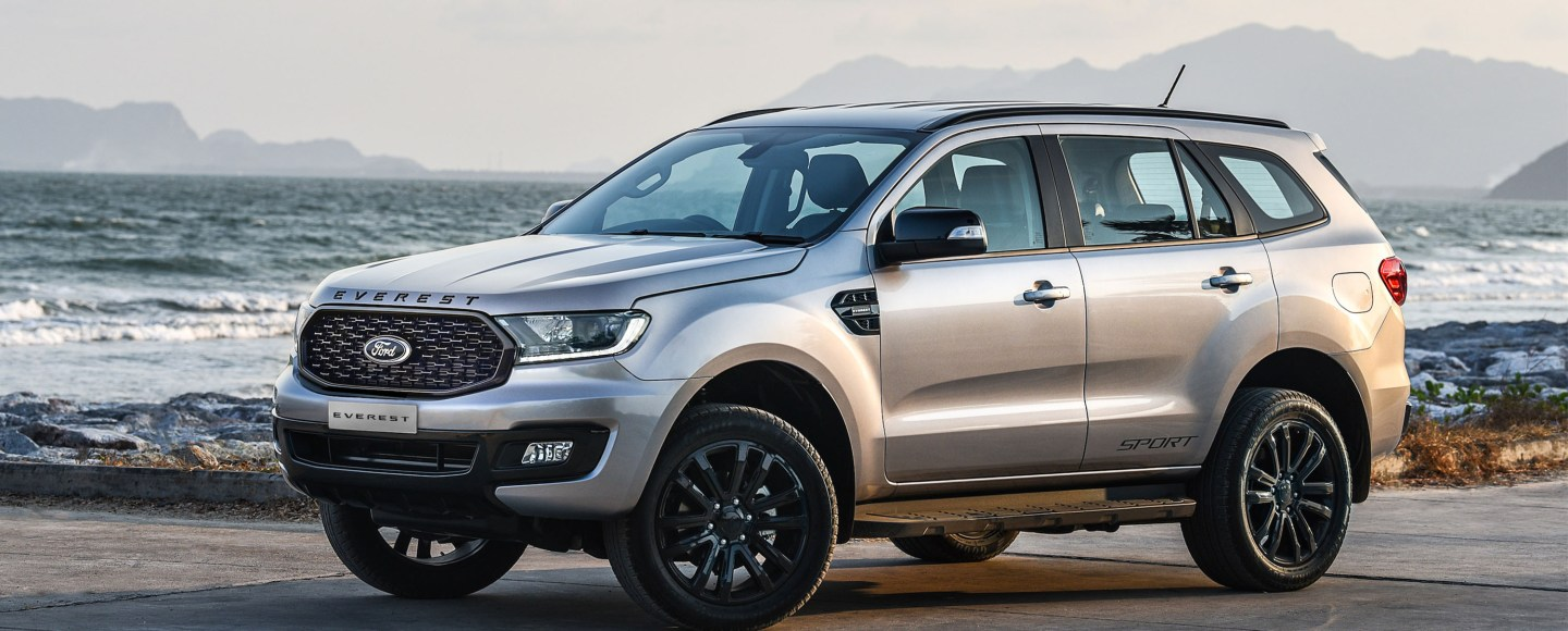 A P80K Discount Is Being Offered On The Ford Everest This August