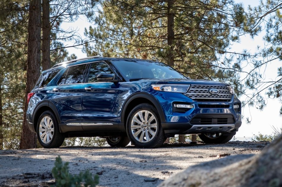 2022 Ford Explorer Limited Philippines