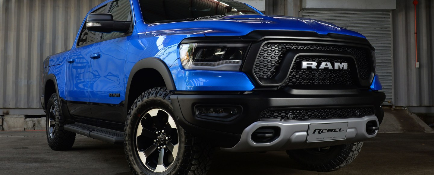 2022 Ram 1500 Rebel With Hemi V8 Now On Sale In PH For P4.090M
