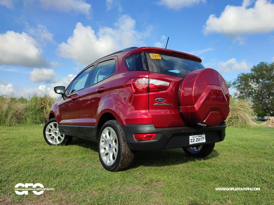 2021 Ford EcoSport Trend Philippines