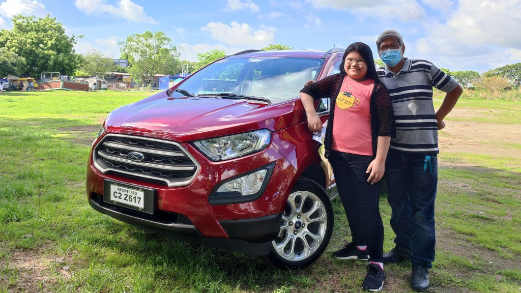 The 2021 Ford EcoSport Trend Is A Practical Small SUV For Families
