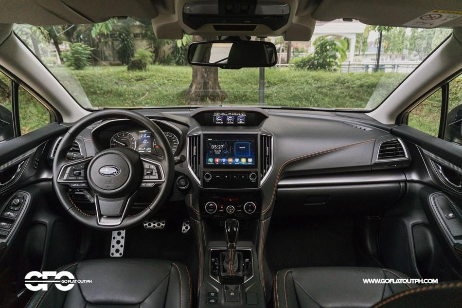 2021 Subaru XV 2.0i-S EyeSight Philippines Interior