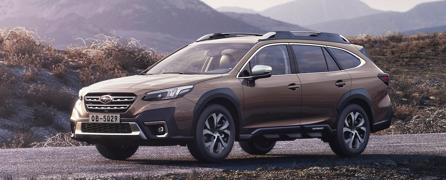 2022 Subaru Outback Now In PH With Facial Recognition For P2.380M