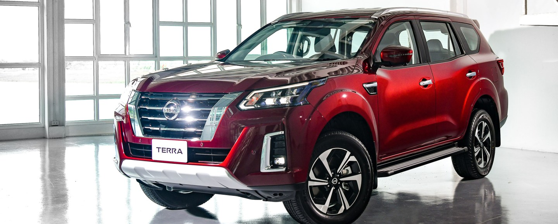 2022 Nissan Terra Makes ASEAN Debut In Thailand