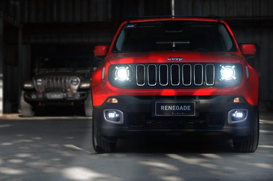 Jeep Renegade Accessories Philippines