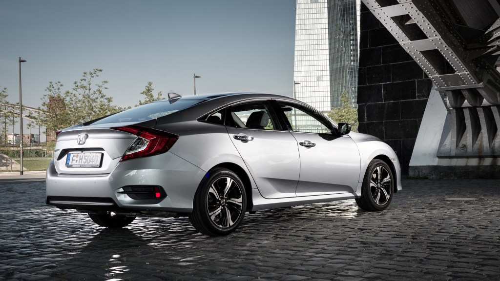 Discounts, Free Maintenance Are Being Offered At Honda's 4-Day Sale