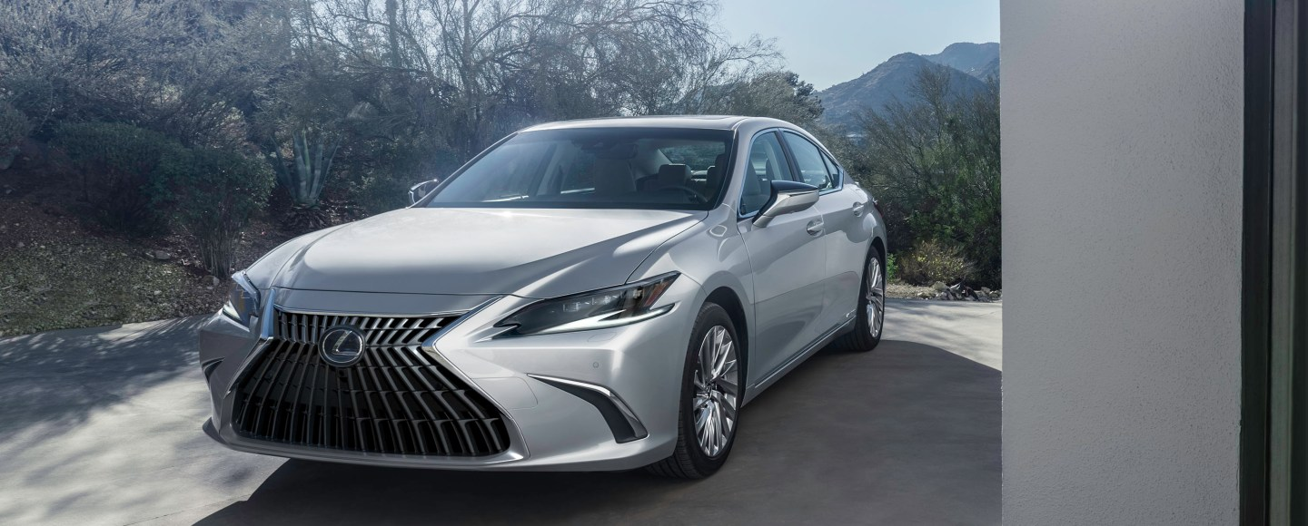 2022 Lexus ES Makes PH Debut, Now Available As A Hybrid For P3.758M