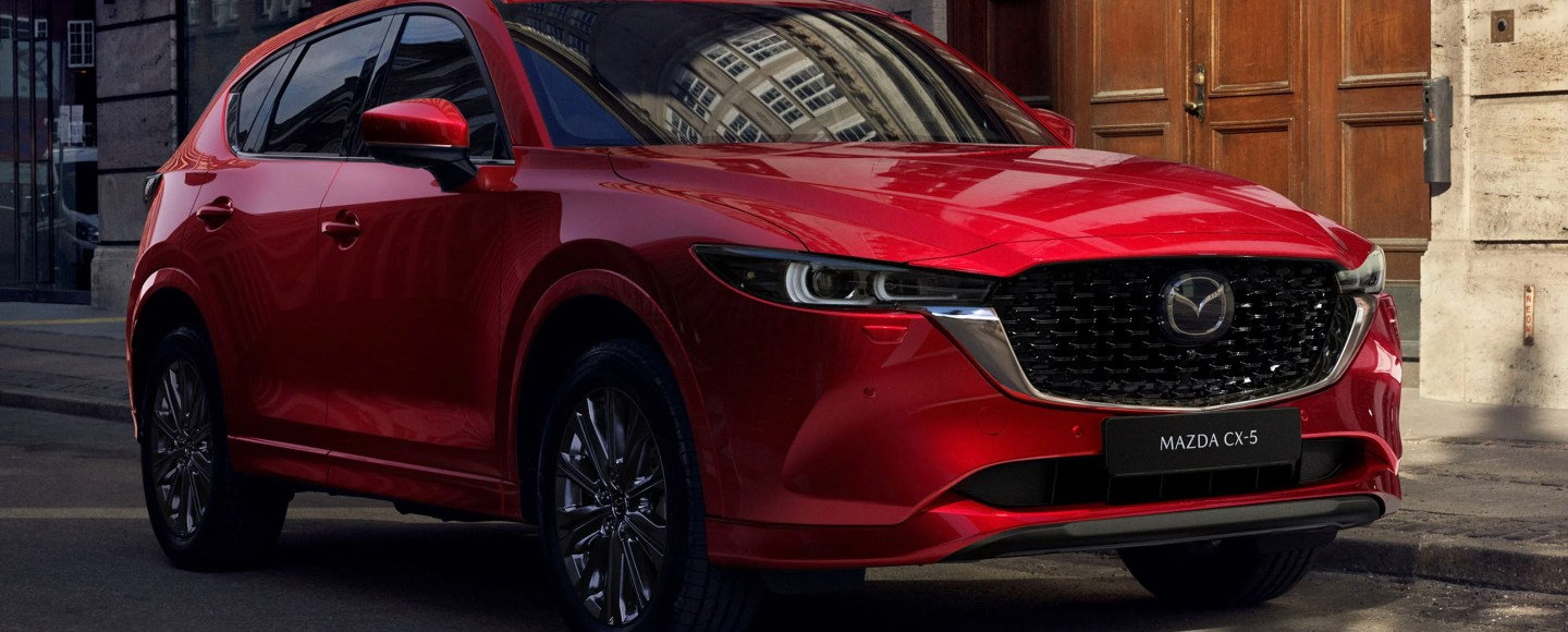 Facelifted 2022 Mazda CX-5 Officially Unveiled With Elegant Styling