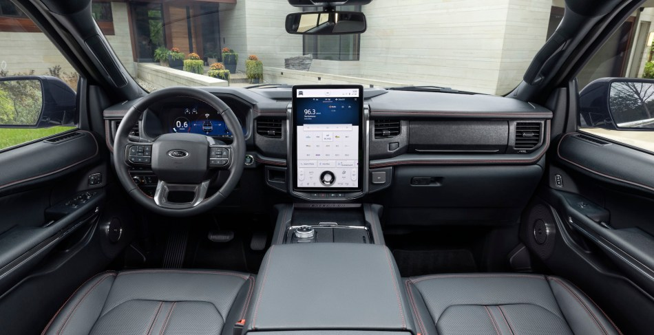 2022 Ford Expedition Interior