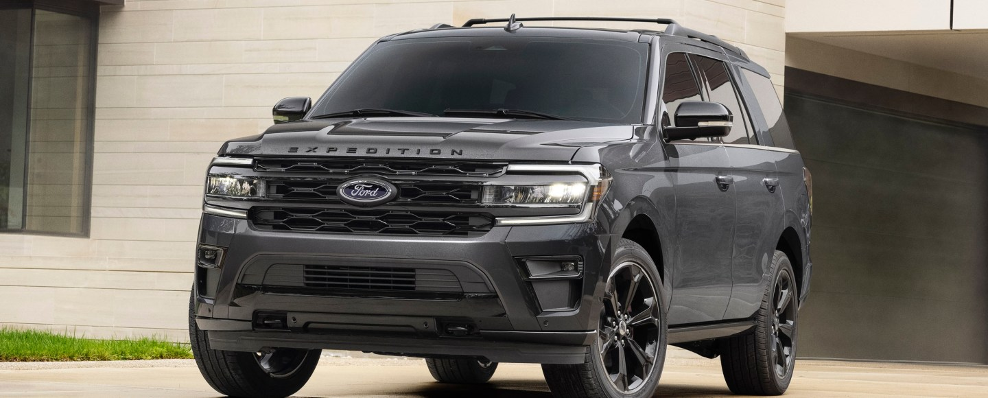 Facelifted 2022 Ford Expedition Debuts With Available Hands-Free Driving