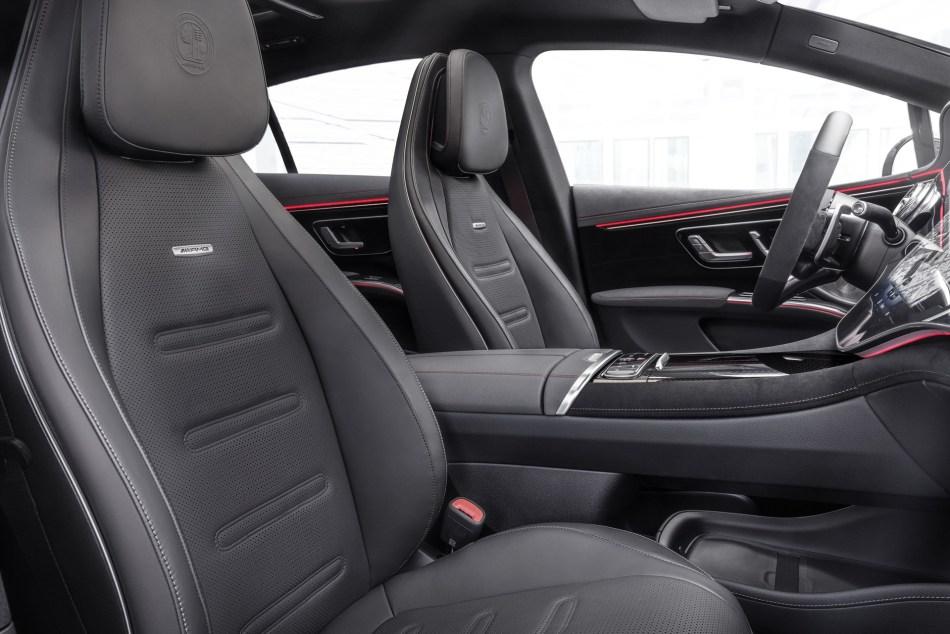 Mercedes-AMG EQS 53 Interior