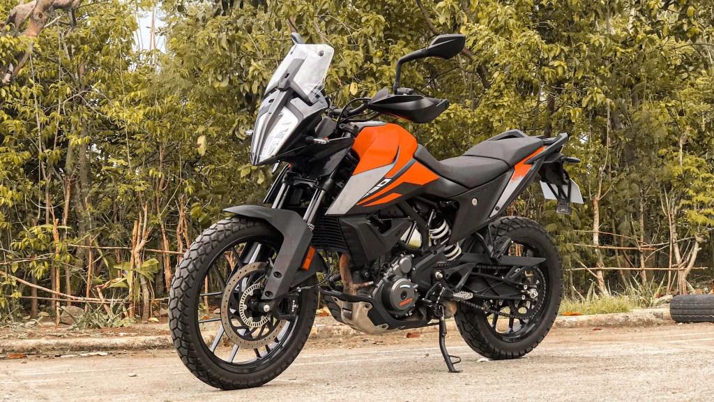 2021 KTM 390 Adventure Review