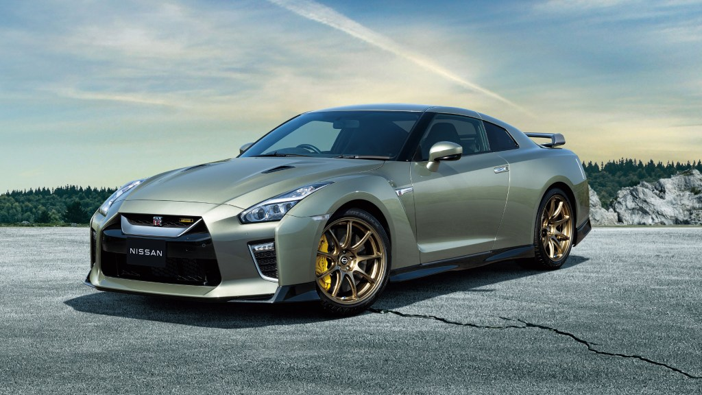 New 2022 Nissan GT-R T-Spec Is Yet Another Special Edition Model