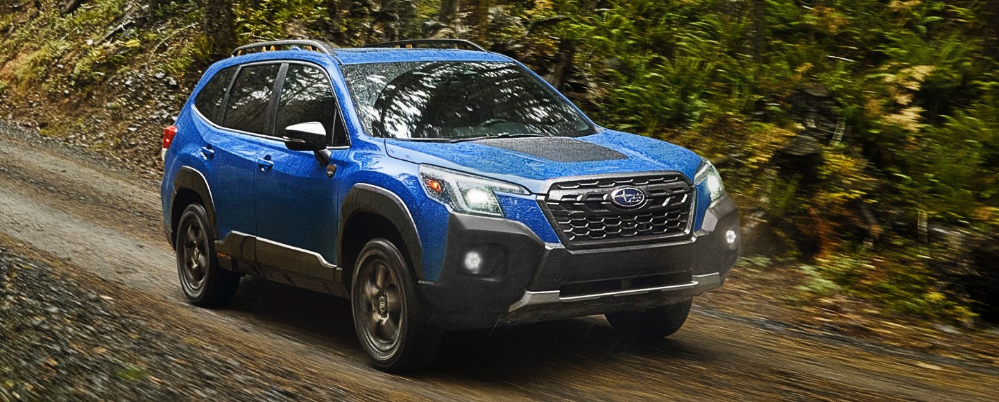 This Is the More Rugged 2022 Subaru Forester Wilderness