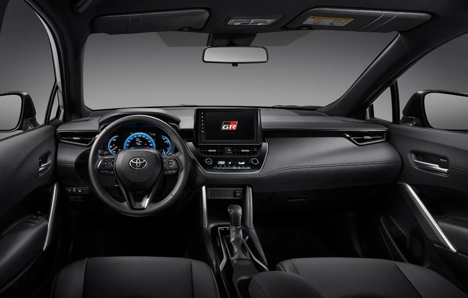 Toyota Corolla Cross GR Sport Interior