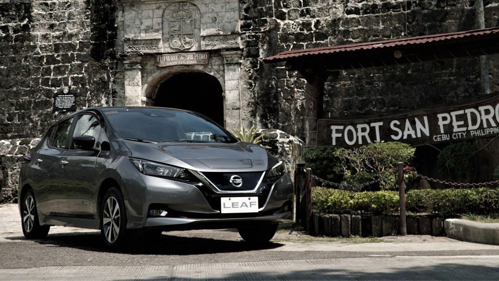Nissan PH Expands Its Electric Vehicle Presence To Cebu