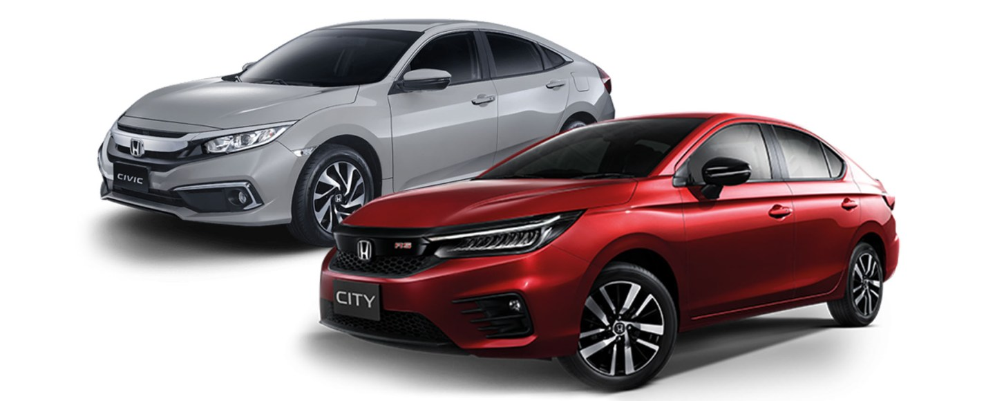 Get Free PMS When You Buy A Civic Or City At Honda's 4-Day Sale