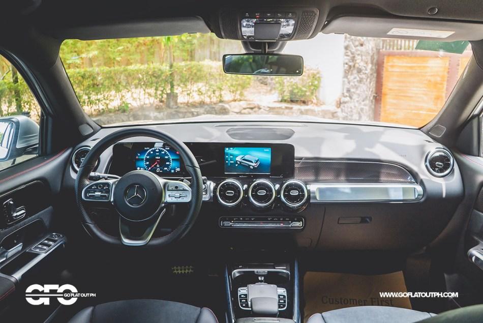 2021 Mercedes-Benz GLB 200 AMG Line Philippines Interior