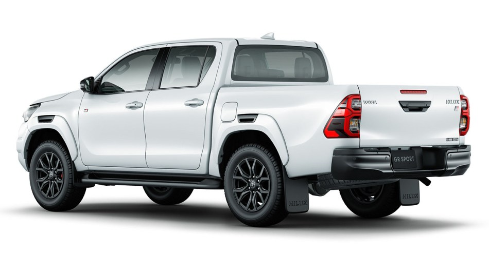Take A Look At Japan's Toyota Hilux GR Sport