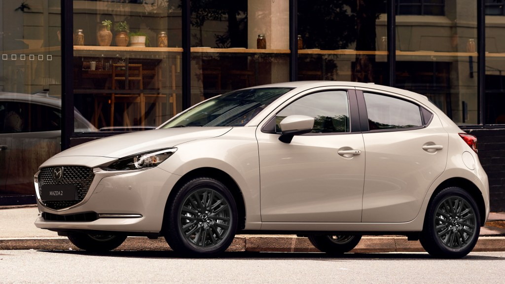 2022 Mazda 2 Launched In PH In Sole Hatchback Form For P1.195M