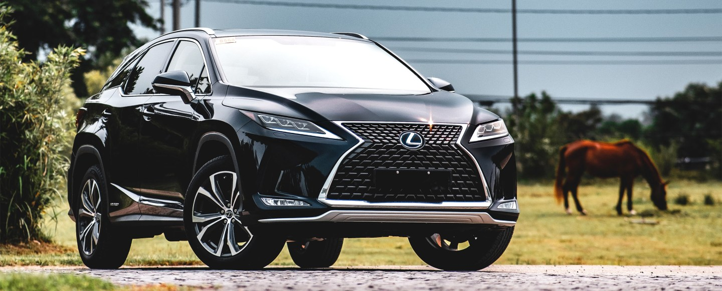The Lexus RX and LS Are Available With 0% Interest Packages This Month