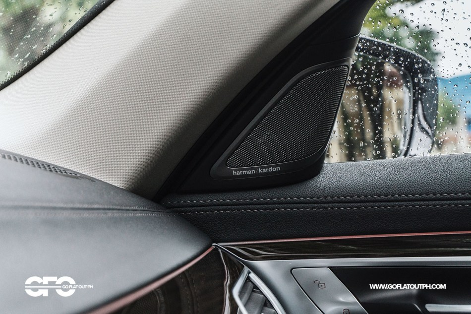 2021 BMW 730i Pure Excellence Philippines Harman Kardon