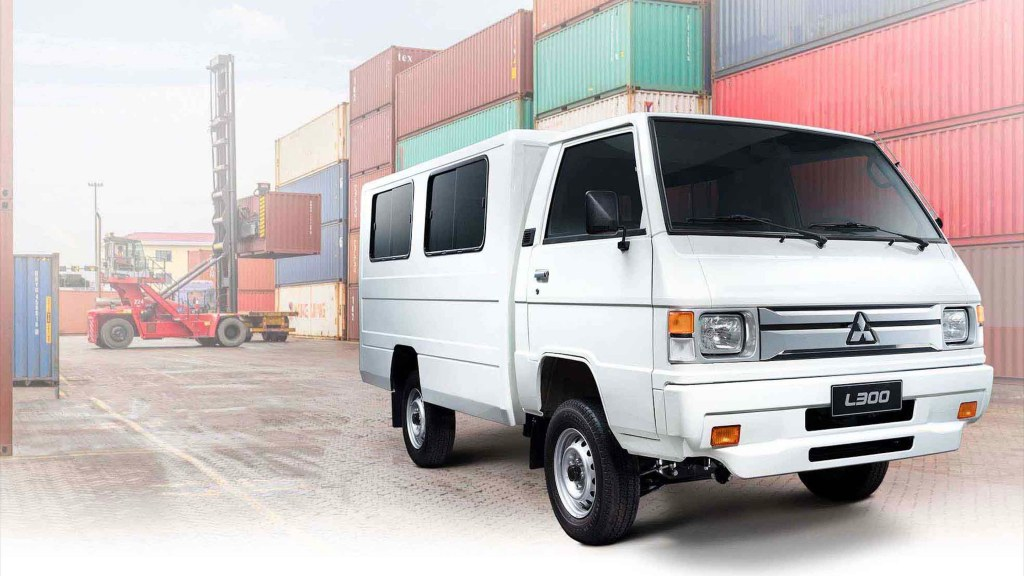 Mitsubishi L300 Sales Grew By 138% This September