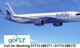 Indigo Airlines Dhaka Office