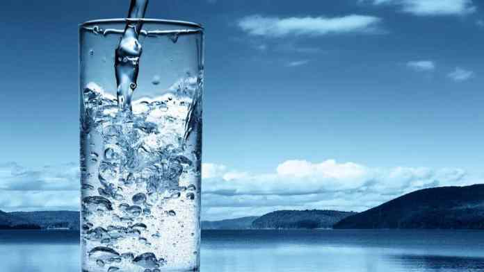 Healthy Food Ingredients - Water