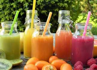 Fruit Juice Series - Mixed Fruit Juice