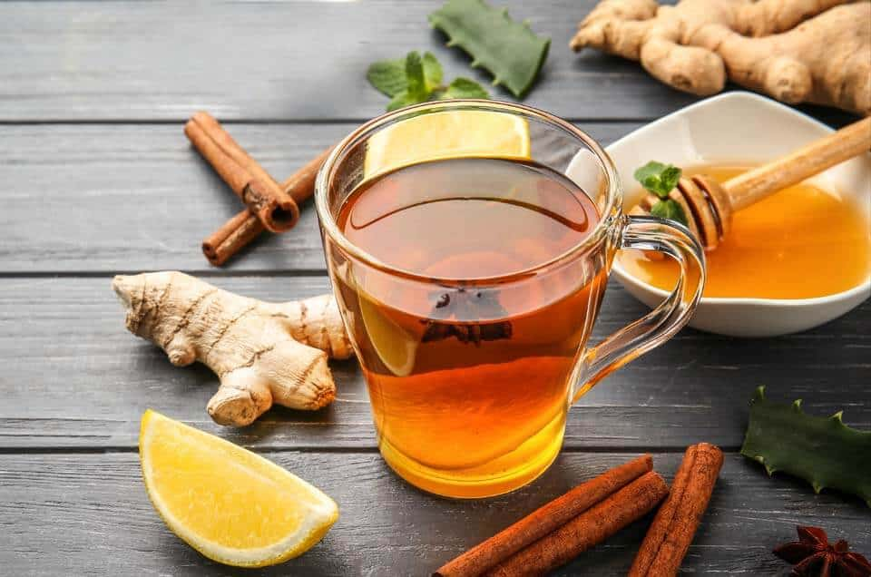 6 Health Benefits of Herbal Tea