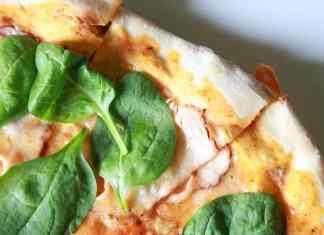 spinach and pumpkin pie