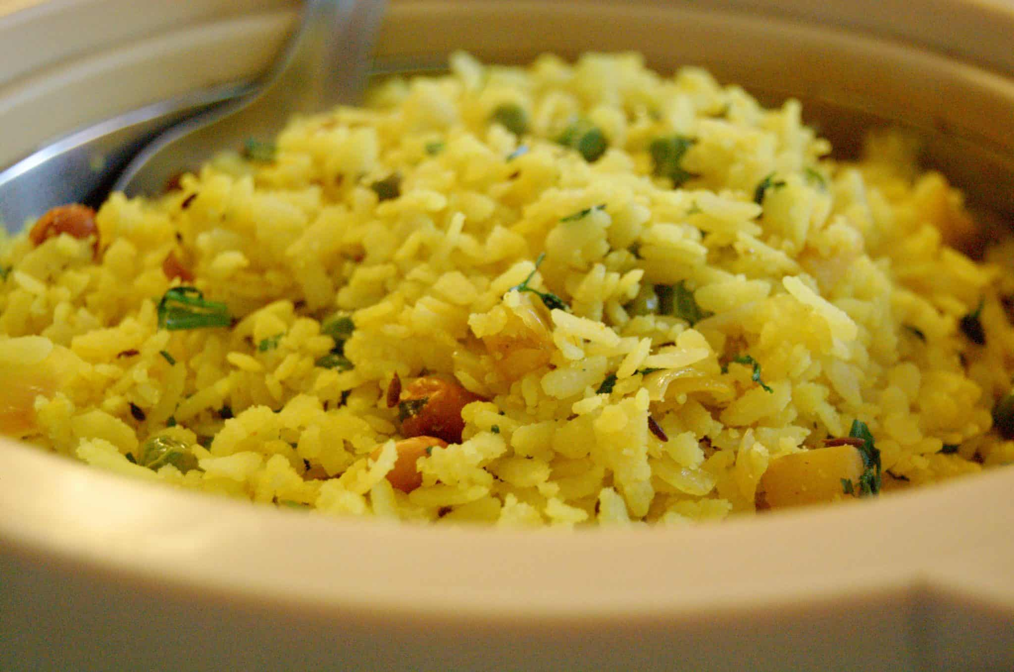 benefits of flattened rice