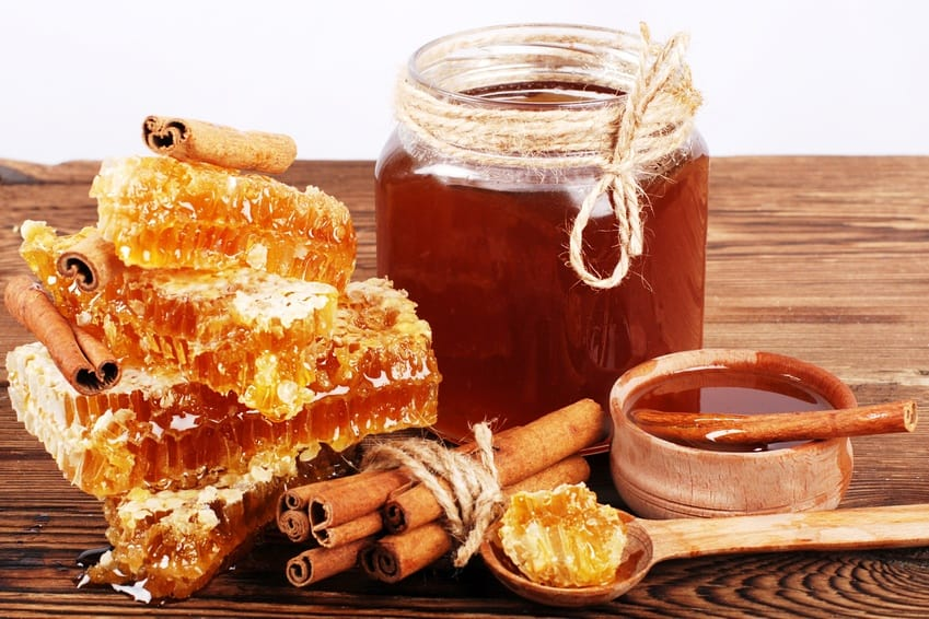 Cinnamon+Honey