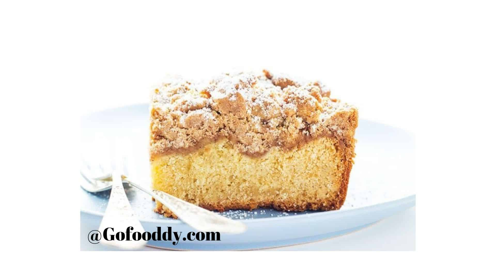 Coffee Cake – Sweet Little Confection For Loved One