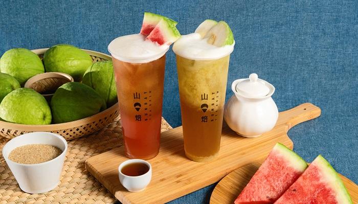 山焙|台北飲料|百年茶行的傳承與創新